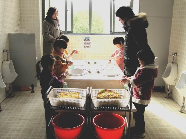 幼儿园竹子作品; 幼儿洗手步骤简笔画_幼儿999; 幼儿园睡房墙面装饰